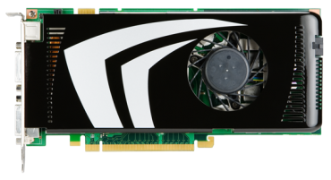 NVIDIA GeForce 9600 GSO 512