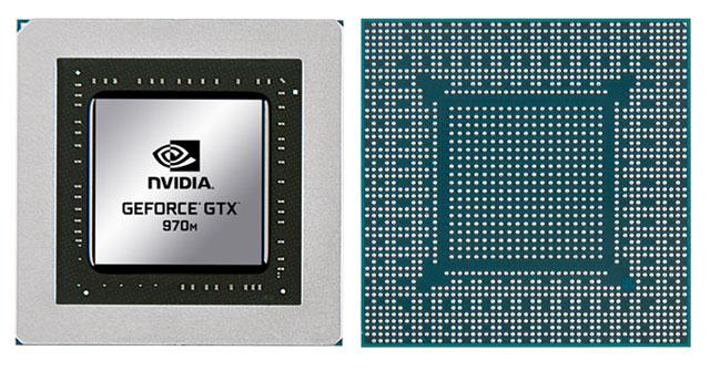 Видеокарта для ноутбука nVidia GeForce GTX 970M