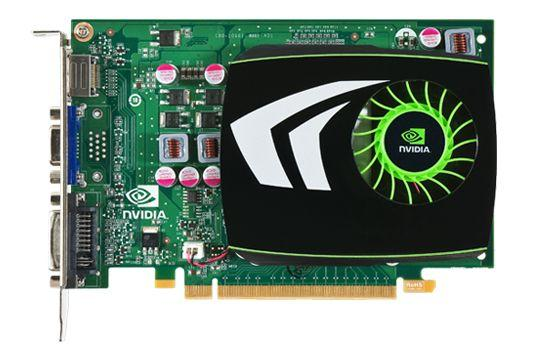 NVIDIA GeForce 220