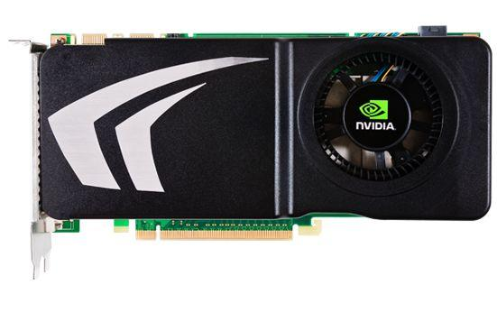 NVIDIA GeForce GTS 250