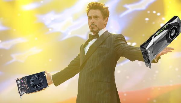 топ 5 видеокарт NVIDIA для игр